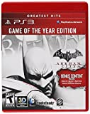 Batman: Arkham City Game of the Year Edition (輸入版) - PS3