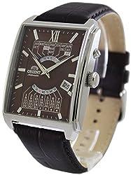 [オリエント]ORIENT 腕時計 アナログ表示 マルチ年カレンダー EUAG004T 自動 メンズ [逆輸入品]
