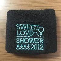 SWEET LOVE SHOWER 2012年 リストバンド グッズ ラブシャ フェス サカナクション andymori Dragon Ash きゃりーぱみゅぱみゅ