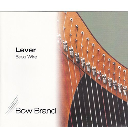 Salvi Harps レバーハープ 交換用バラ弦 ベースワイアー No.31 C 5th