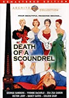 Death of a Scoundrel (1956) [DVD]