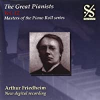 Various: Masters of the Piano