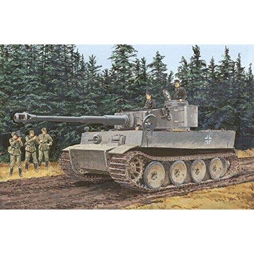 1/72 Sd.Kfz.181 タイガーI 極初期型 第502重戦車大隊