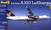 Revell Germany Airbus A320 Lufthansa Model Kit [並行輸入品]