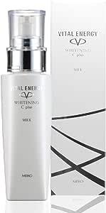 [ 医薬部外品 ] 美白 乳液 ホワイトニングミルクCプラス 120mL ( 薬用 保湿 シミ )【 バイタルエナジー 】