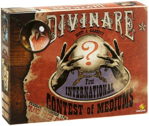 ディヴィナーレ:倫敦の霊媒師 (Divinare):ボックスアート
