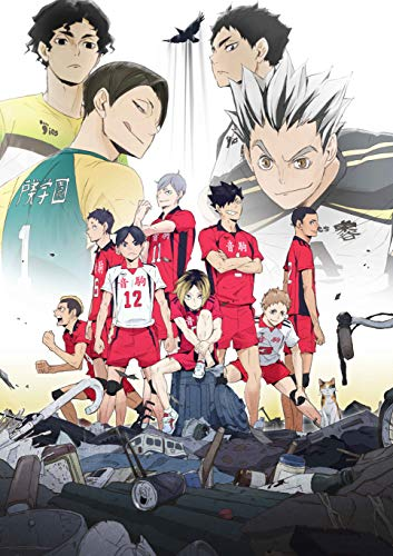 【Amazon.co.jp限定】OVA『ハイキュー‼ 陸 VS 空』 [Blu-ray]