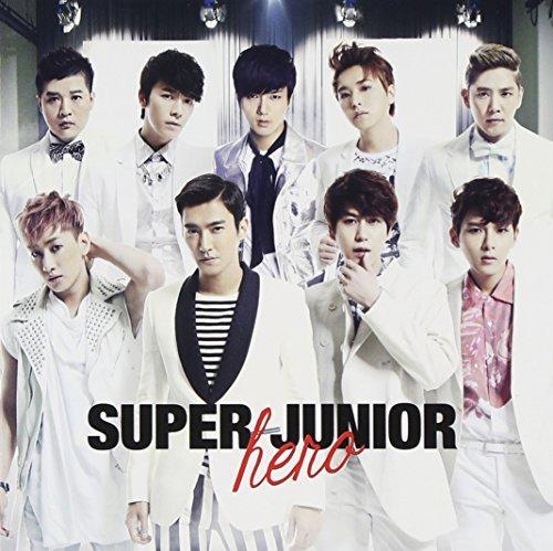 SUPER JUNIOR【Hero】アルバム解説!「Mr.Simple」収録の日本デビュー盤を紹介の画像