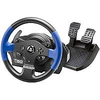 スラストマスター Thrustmaster T150 Force Feedback Racing Wheel レーシング ホイール PS3/PS4/PC 対応 [並行輸入品]
