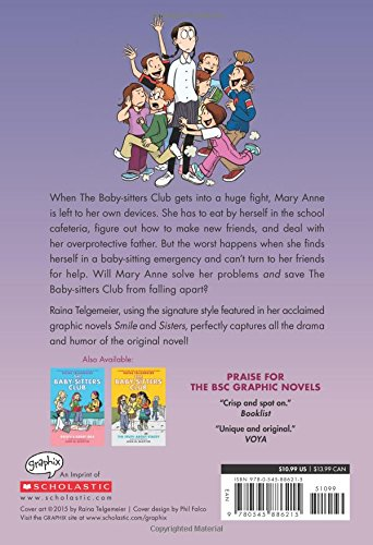 『The Baby-Sitters Club 3: Mary Anne Saves the Day』の1枚目の画像