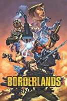 "Borderlands Journal: Borderlands, Player's Notebook, Notebook, Sketchbook, Diary, Journal, For Kids, For A Gift, To School, (100 Pages, Blank Page, Unlined, Unofficial 6"" x 9"")"