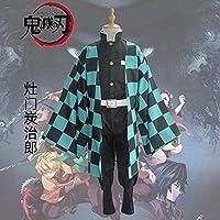 eidolon 鬼滅の刃 かまど たんじろう コスプレ衣装 cosplay コスチューム コス 仮装 変装 (男性S)
