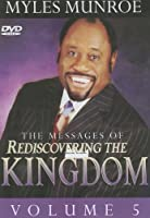 The Messages Of Rediscovering the Kingdom [DVD]
