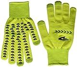 DeFeet(ディフィート) Glove ET Touch Hi-vis イエロー タッチパネル対応 グローブ GLVETNYRF101 イエロー S