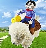 犬服 かわいい お馬さんに変身 着ぐるみ コスチューム ペット用品 犬の服 おしゃれ ワンちゃん服 いぬ服 (L)
