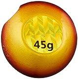 メジャークラフト タイラバ 替乃実(カエノミ) TM-HEAD45/#4 #4ゴールド/レッド 45g