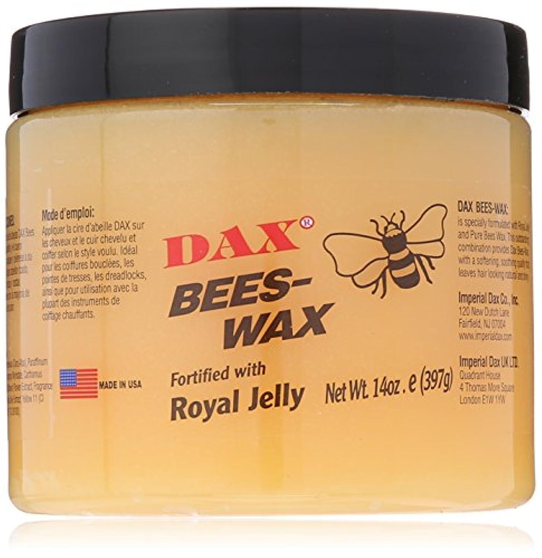 懸念扱いやすい統計的DAX ミツバチ - ワックス、14オンス