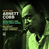 PARTY TIME - MORE PARTY TIME - MOVIN' RIGHT ALONG(2CD) [Original recording remastered] / ARNETT COBB, アーネット・コブ, Ray Bryant, Tommy Flanagan, Bobby Timmons (CD - 2012)