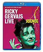 Ricky Gervais: Live IV Science [Blu-ray] [Import]