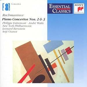 Rachmaninov;Piano Concs.2&3