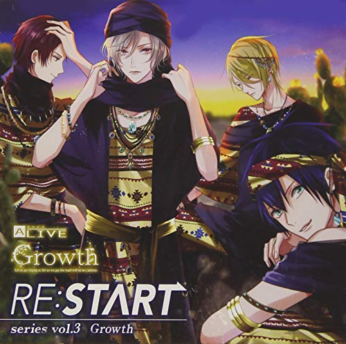 ALIVE Growth 「RE:START」 シリーズ3