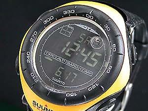 スント SUUNTO ヴェクター VECTOR 腕時計 イエロー SS010600610[並行輸入]