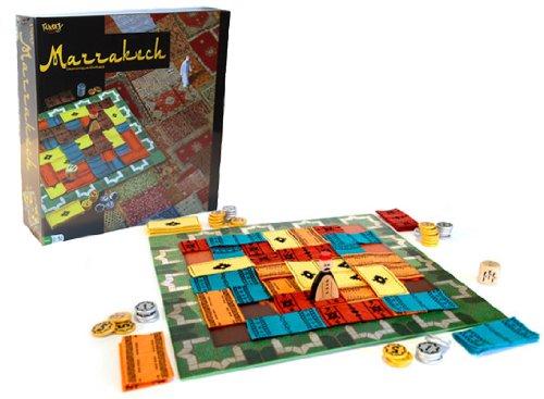 マラケシュ (Marrakech) [正規輸入品] ボードゲーム
