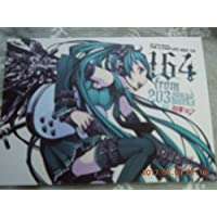 EXIT TUNES PRESENTS THE COMPLETE BEST OF 164 from 203soundworks feat.初音ミク 特製トレーディングカード ボーカロイド 鳥越タクミ