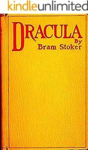 Dracula :  Vampire literature, horror fiction, gothic fiction, and invasion literature (English Edition)