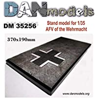 DAN MODELS スタンドモデル WEHRMACHT 7,414,5インチ 1/35 35256 AFV用