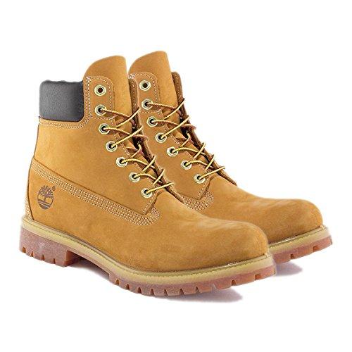 (ティンバーランド)Timberland ブーツ 6INCH PREMIUM WATERPROOF BOOTS 6インチ プレミアム ウォータープルーフ ブーツ 10061 30.0 (国内正規品)