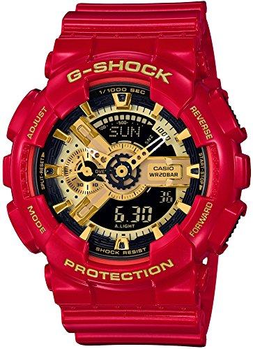 [カシオ]CASIO 腕時計 G-SHOCK GA-110VLA-4AJF メンズの詳細を見る