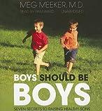 Boys Should Be Boys: Seven Secets to Raising Healthy Sons 画像