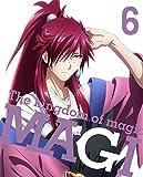 マギ The kingdom of magic 6(完全生産限定版)[DVD]