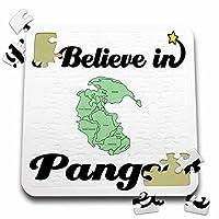Dooni Designs I Believe In–I Believe In Pangea–10x 10インチパズル( P。_ 105410_ 2)