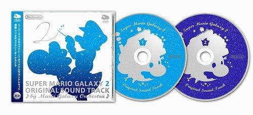 SUPER MARIO GALAXY 2 ORIGINAL SOUND TRACK (スーパーマリオギャラクシー2 オリジナルサウンドトラック)【演奏:マリオギャラクシー オーケストラ】 任天堂