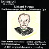 R. シュトラウス:歌曲集「小間物やの鏡」 (Strauss: Der Kramerspiegel; Cello Sonata)  [Import]
