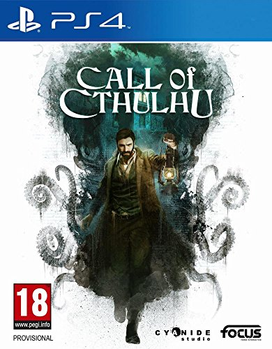 Call of Cthulhu PlayStation4 - Imported UK.