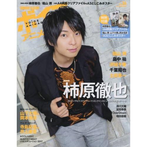 ボイスアニメージュNo.34 (ロマンアルバム)