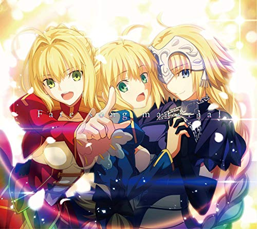 【Amazon.co.jp限定】Fate song material (オリジナル特典:「デカジャケ」付)(完全生産限定盤)