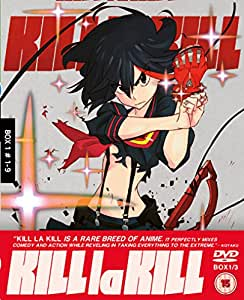 キルラキル Part 1 of 3 DVD-BOX(海外inport版) / Kill la Kill - Part 1 of 3 Collector's [DVD](海外inport版)