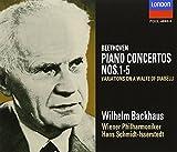 ベートーヴェン : ピアノ協奏曲全集 (新リマスタリング)