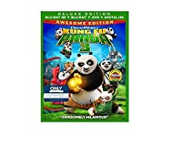 Kung Fu Panda 3 - Awesome Edition - Deluxe Edition Blu Ray 3D + Blu Ray + DVD + Digital HD