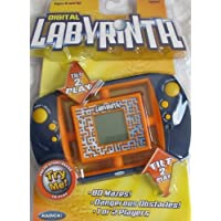 RADICA Hand Held DIGITAL LABYRINTH GAME w 80 MAZES VIRTUAL MOTION SENSORS OBSTACLES & More! (2005) [並行輸入品]