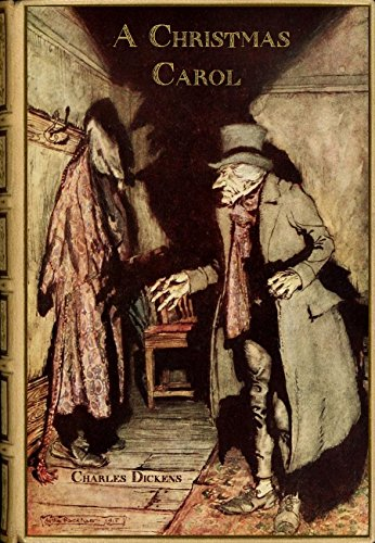 A Christmas Carol (Illustrated, Annotated) (English Edition)