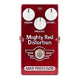 Mad Professor マッドプロフェッサー エフェクター FACTORY Series ディストーション Mighty Red Distortion FAC 【国内正規品】