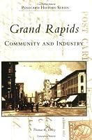 Grand Rapids Community and Industry, Mi (Postcard History)