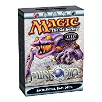 Magic the Gathering MTG Mirrodin Sacrificial Bam Theme Deck