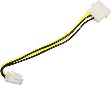 AINEX ATX12V用電源変換ケーブル [ 15cm ] PX-006A
