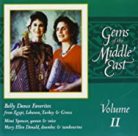 Vol. 2-Gems of the Middle East: Belly Dance Favo